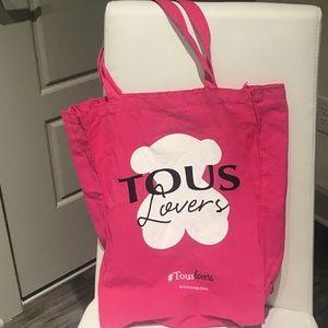 Authentic Tous tote handbag
